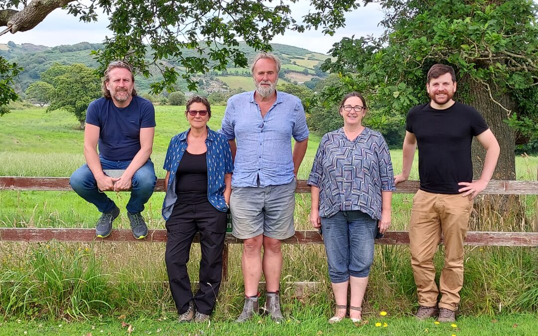 Woodland Funding secured by CECAS